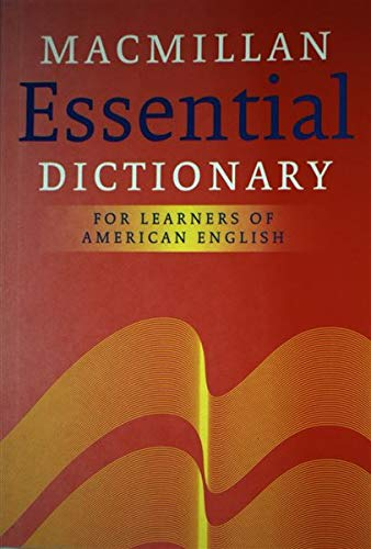 9780333992111: Macmillan Essential Dictionary: For Intermediate Learners: American Edition