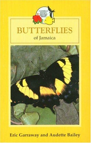 9780333992555: Butterflies of Jamaica (Macmillan Caribbean Natural History)