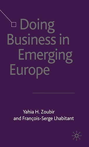 9780333993019: Doing Business in Emerging Europe
