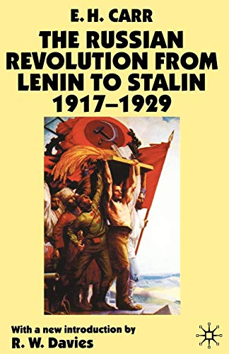 9780333993095: The Russian Revolution: From Lenin to Stalin (1917-1929)