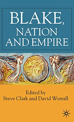 9780333993149: Blake, Nation and Empire