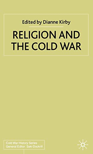 9780333993989: Religion and the Cold War