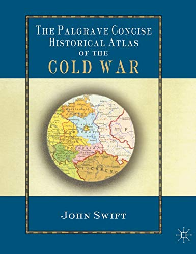 9780333994030: The Palgrave Concise Historical Atlas of the Cold War
