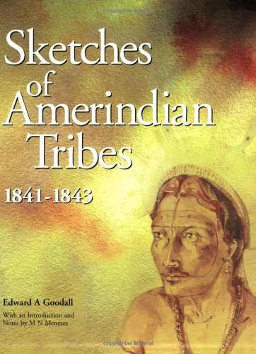 9780333995853: Sketches of Amerindian Tribes