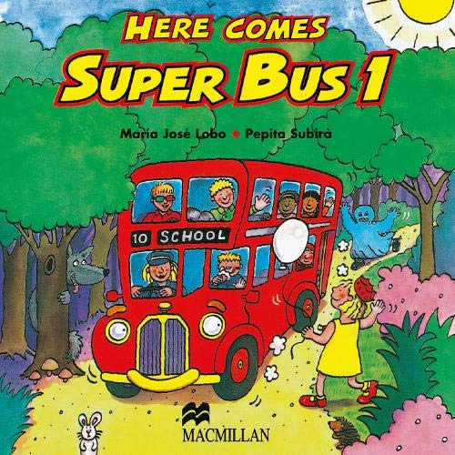9780333997246: Here Comes Superbus: 1