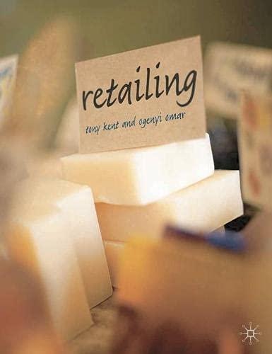 9780333997680: Retailing