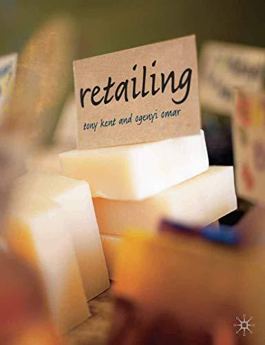 9780333997697: Retailing