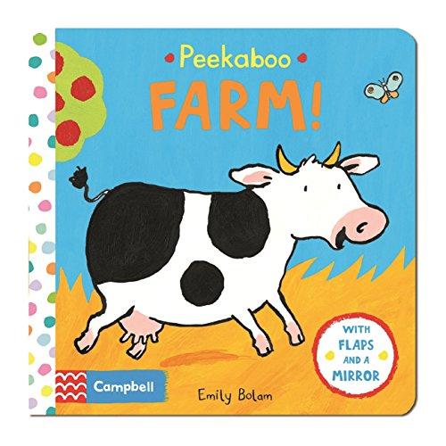 9780333998120: Peekaboo Farm! (Peekabooks)