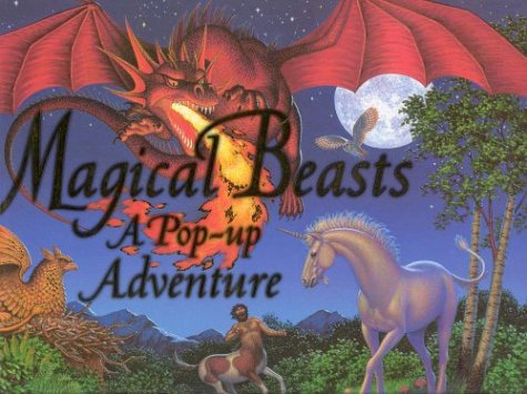 9780333998571: Magical Beasts: A Pop-up Adventure