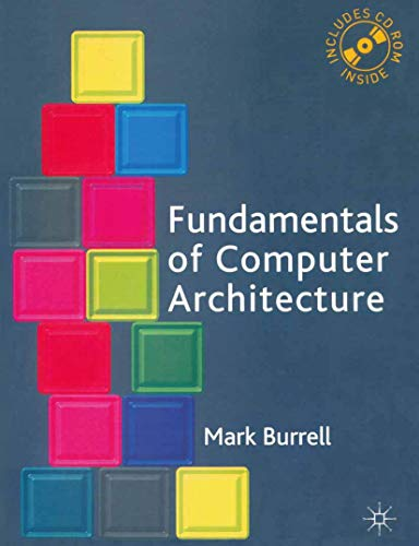 9780333998663: Fundamentals of Computer Architecture