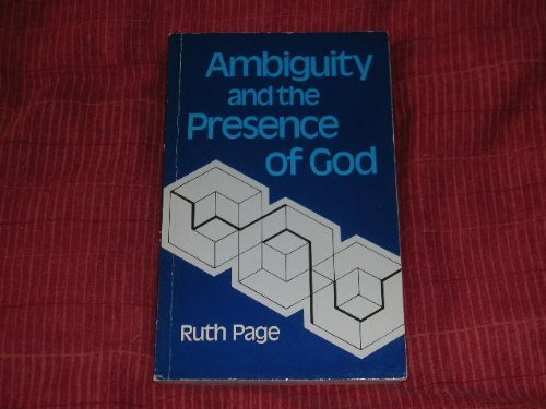 9780334000228: Ambiguity and the Presence of God