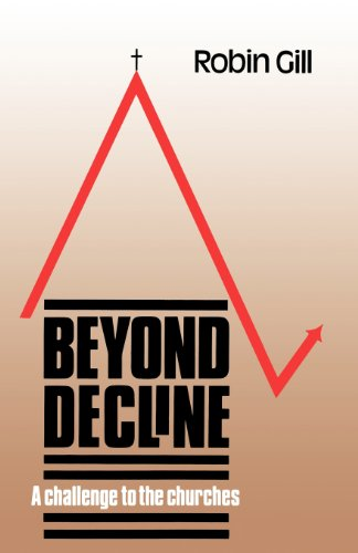 9780334000976: Beyond Decline: A Challenge to the Churches