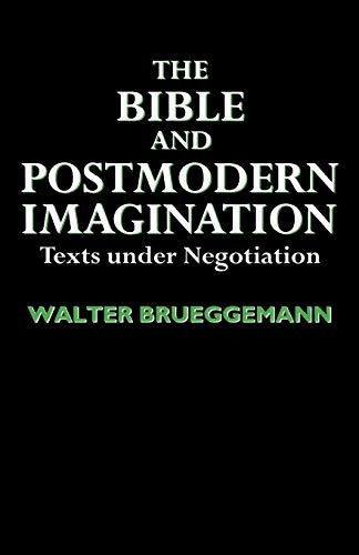 9780334001034: The Bible and Postmodern Imagination: Texts under Negotiation