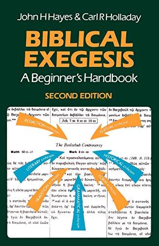 9780334001294: Biblical Exegesis