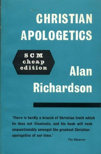 9780334001720: Christian Apologetics