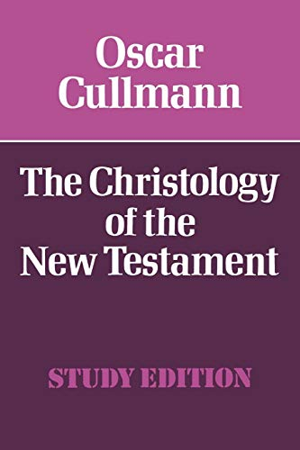 9780334001898: The Christology of the New Testament