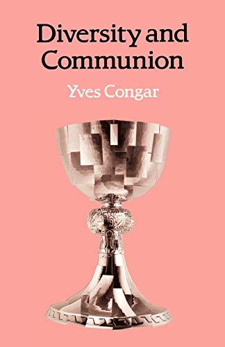 9780334003113: Diversity and Communion