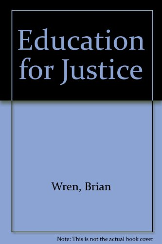 9780334003595: Education for Justice