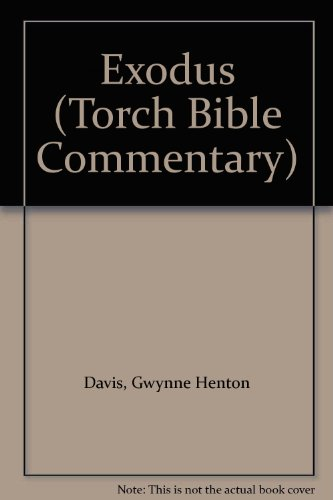 9780334003939: Exodus (Torch Bible Commentary)