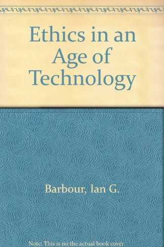 9780334004080: Ethics in an Age of Technology