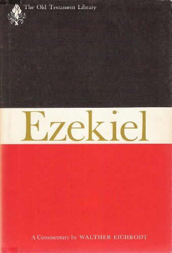 9780334004387: Ezekiel (Old Testament Library)