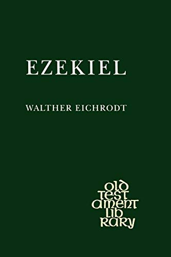 9780334004431: Ezekiel (Old Testament Library)