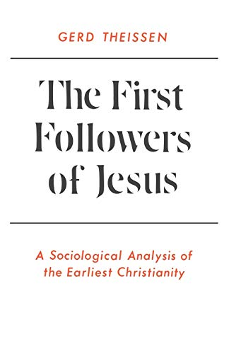 9780334004790: The First Followers of Jesus: A Sociological Analysis of the Earliest Christianity