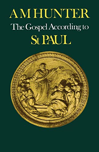 the gospel of st paul essay The great commission according to paul while this essay will not argue for literary dependence between the epistles of paul and the gospel of matthew.
