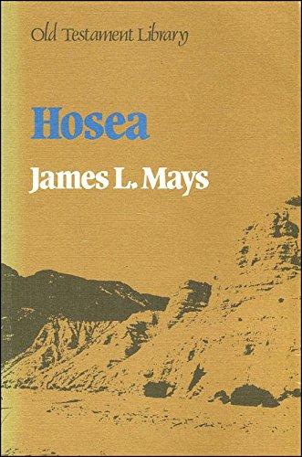 Hosea :Old Testament Library: Alban, J.R.