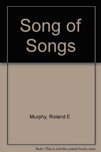 9780334006527: Song of Songs