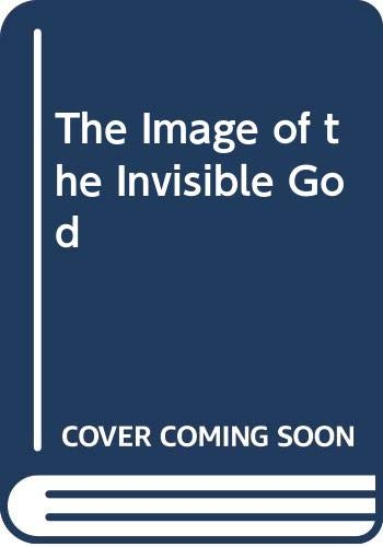 9780334006749: Image of the Invisible God
