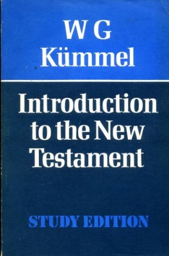 9780334007135: Introduction to the New Testament
