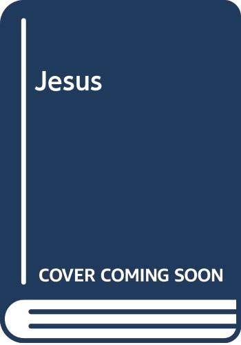 9780334007692: Jesus