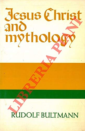 9780334007746: Jesus Christ and Mythology