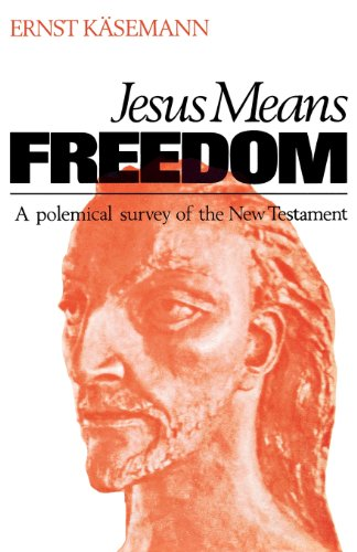 9780334007753: Jesus Means Freedom: A Polemical Survey of the New Testament