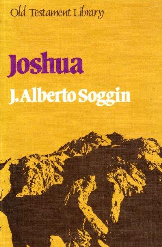 9780334008101: Joshua (Old Testament Library)