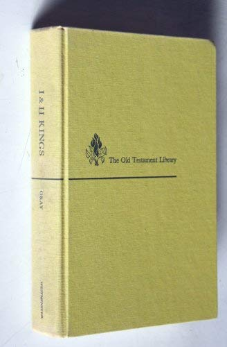 9780334008491: Kings I and II: A Commentary (The Old Testament library)