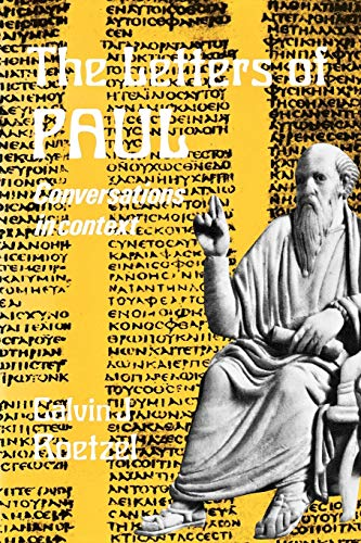 9780334008750: The Letters of Paul: Conversations in Context