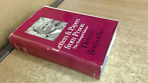 9780334008897: Letters and Papers from Prison, Enlarged Edition (English and German Edition)