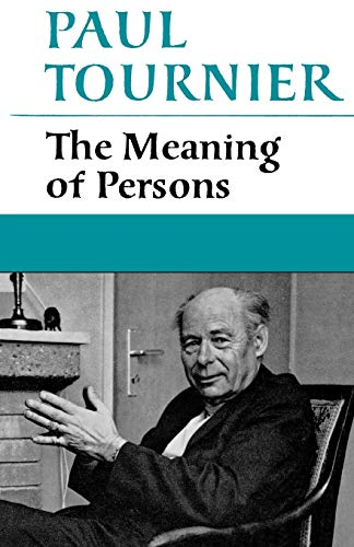 9780334009931: The Meaning of Persons