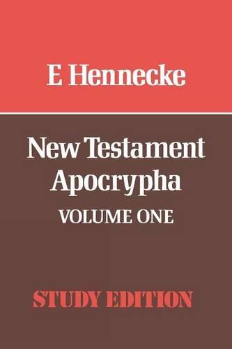 9780334011118: New Testament Apocrypha