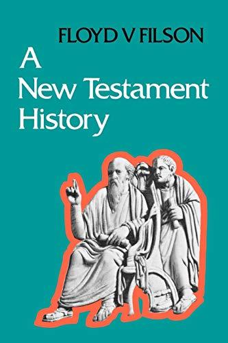 9780334011422: A New Testament History (Set Books / Open University)