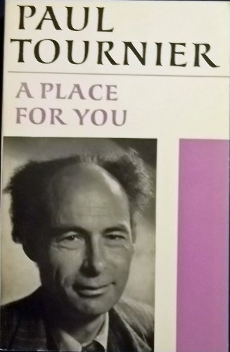 9780334012634: A place for you: Psychology and religion