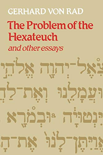 9780334013105: The Problem of the Hexateuch and other essays
