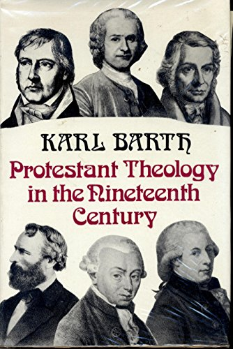 9780334013358: Protestant Theology in the Nineteenth Century