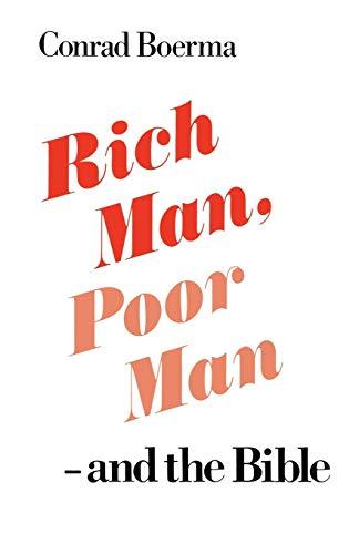 Rich Man, Poor Man - And the: Boerma, Conrad