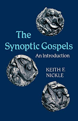 9780334015659: The Synoptic Gospels: A Introduction