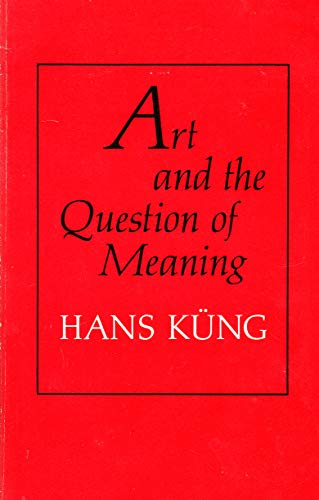 9780334018773: Art and the Question of Meaning
