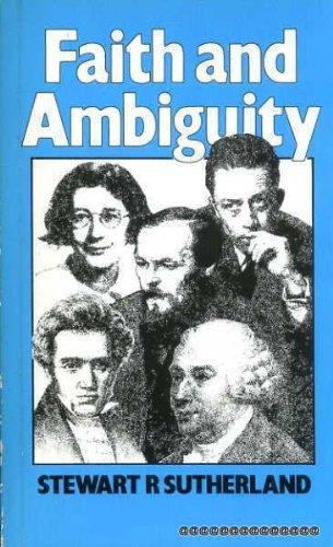 9780334020035: Faith and Ambiguity