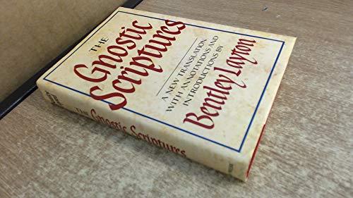 9780334020226: Gnostic Scriptures